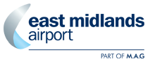 East Midlands Airport Logo