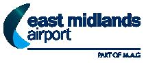 East Midlands Airport Logo