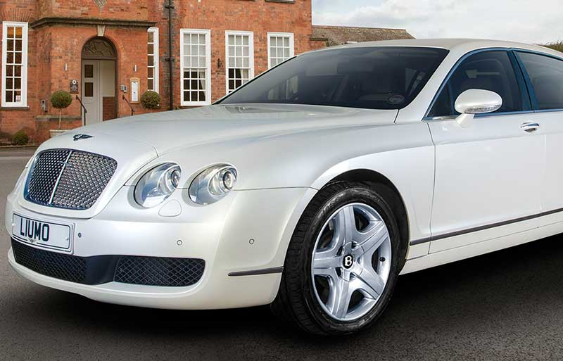 Bentley Continental Chauffeur Hire In Sheffield Quantum Chauffeur - Bentley chauffeur