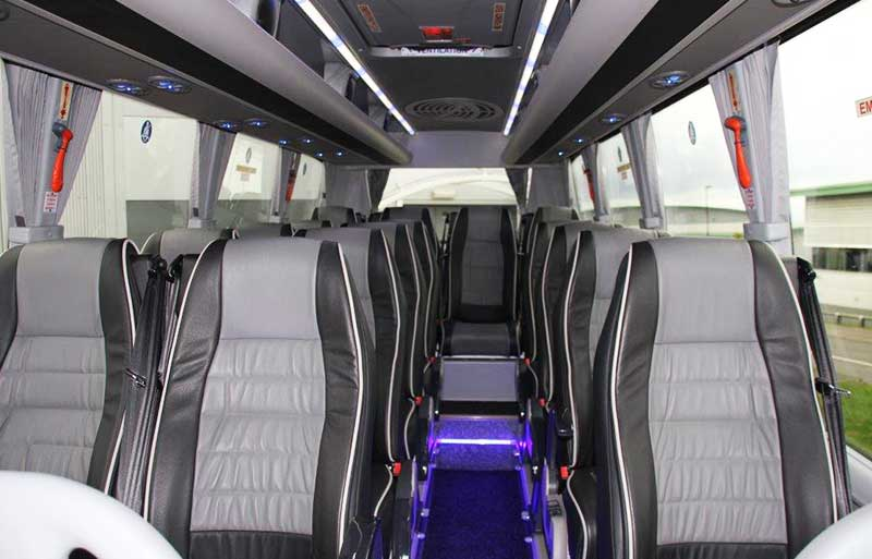 Mercedes Executive Coach